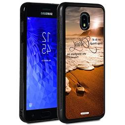 Galaxy J7 2018 Case,AIRWEE Slim Anti-Scratch Shockproof Sili