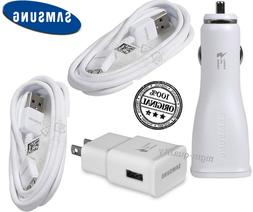 Galaxy S5 Note 3 Original Samsung 2 AMP Rapid Wall Charger M