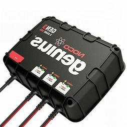 NOCO Genius™ 3 - bank On Board Marine Battery Charger