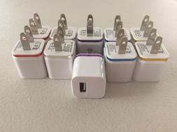 Home Charging Great Deal - 10 Home AC USB Wall Chargers for