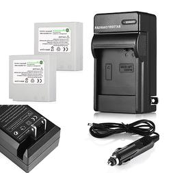 IA-BP85ST Camcorder Battery + Charger For Samsung SC-HMX20 S