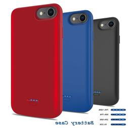 For iPhone SE 2020/6/6s/7/8 Plus Battery Charging Case Cover