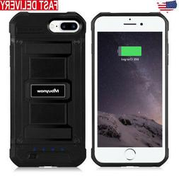 For iPhone 6 6s 7 Plus Battery Charging Case External Power