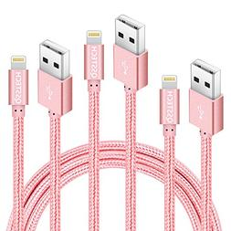 iphone charger nylon braided lightning