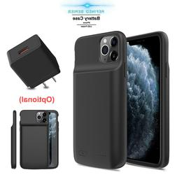 For iPhone X/XR/XS Max /11 Pro Max Battery Case Charging Pow