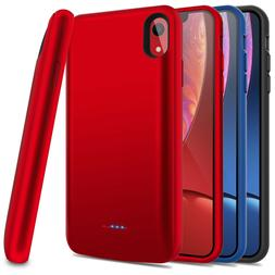 For iPhone XS Max/XR/X Battery Charger Case External Power B
