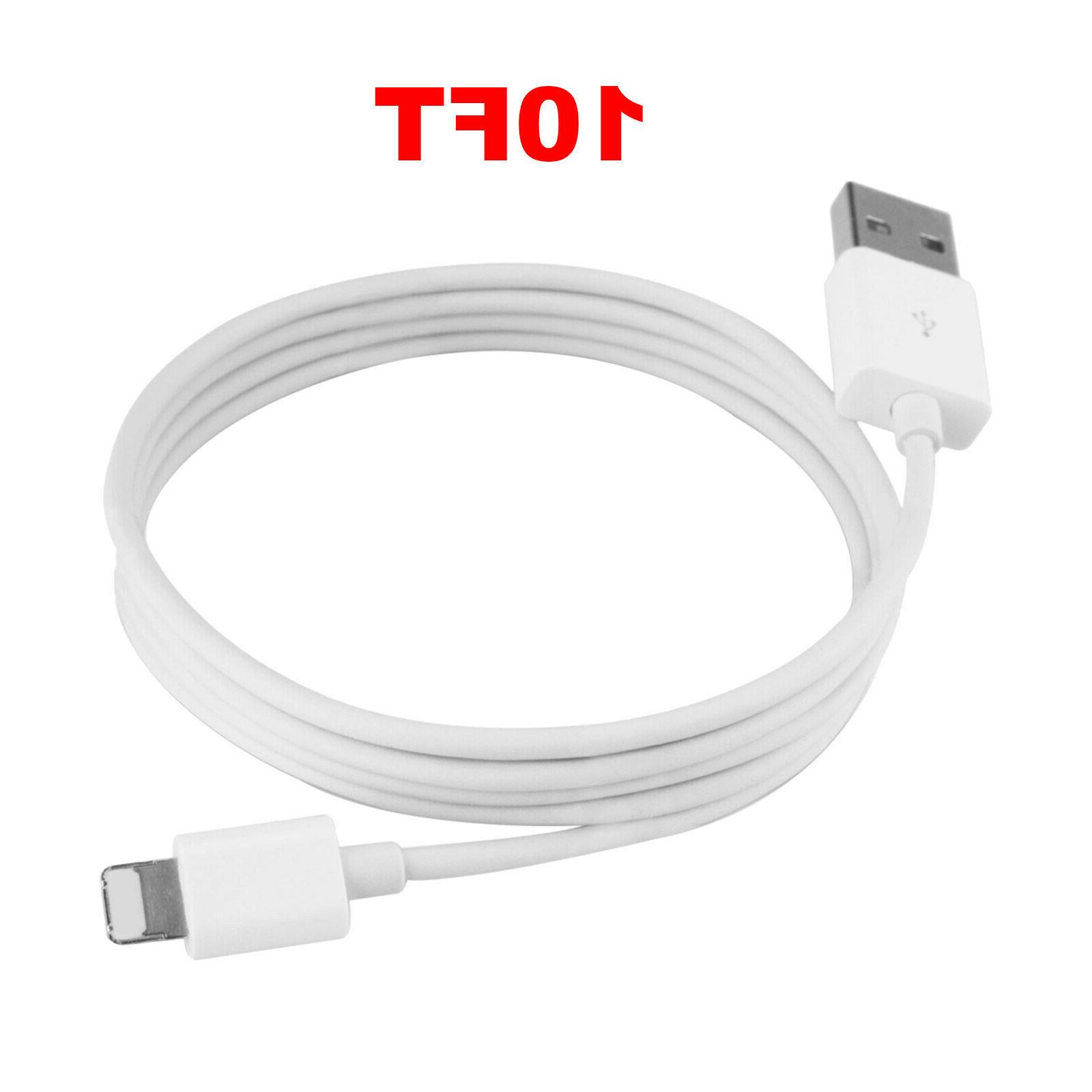 10 iPhone X 7 Max Cord Charger