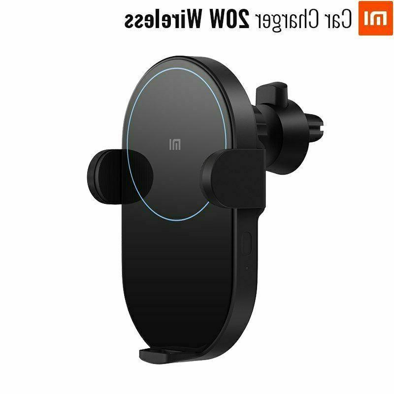 Xiaomi 20W Max Car Wireless Chargers for Samsung