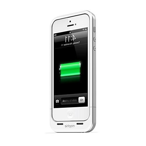 mophie Air Cell Phone case - White