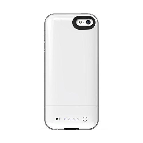 mophie Pack Air case Iphone 5 - White