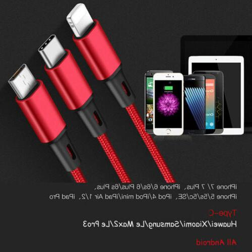 3 USB Charging Multi Charger