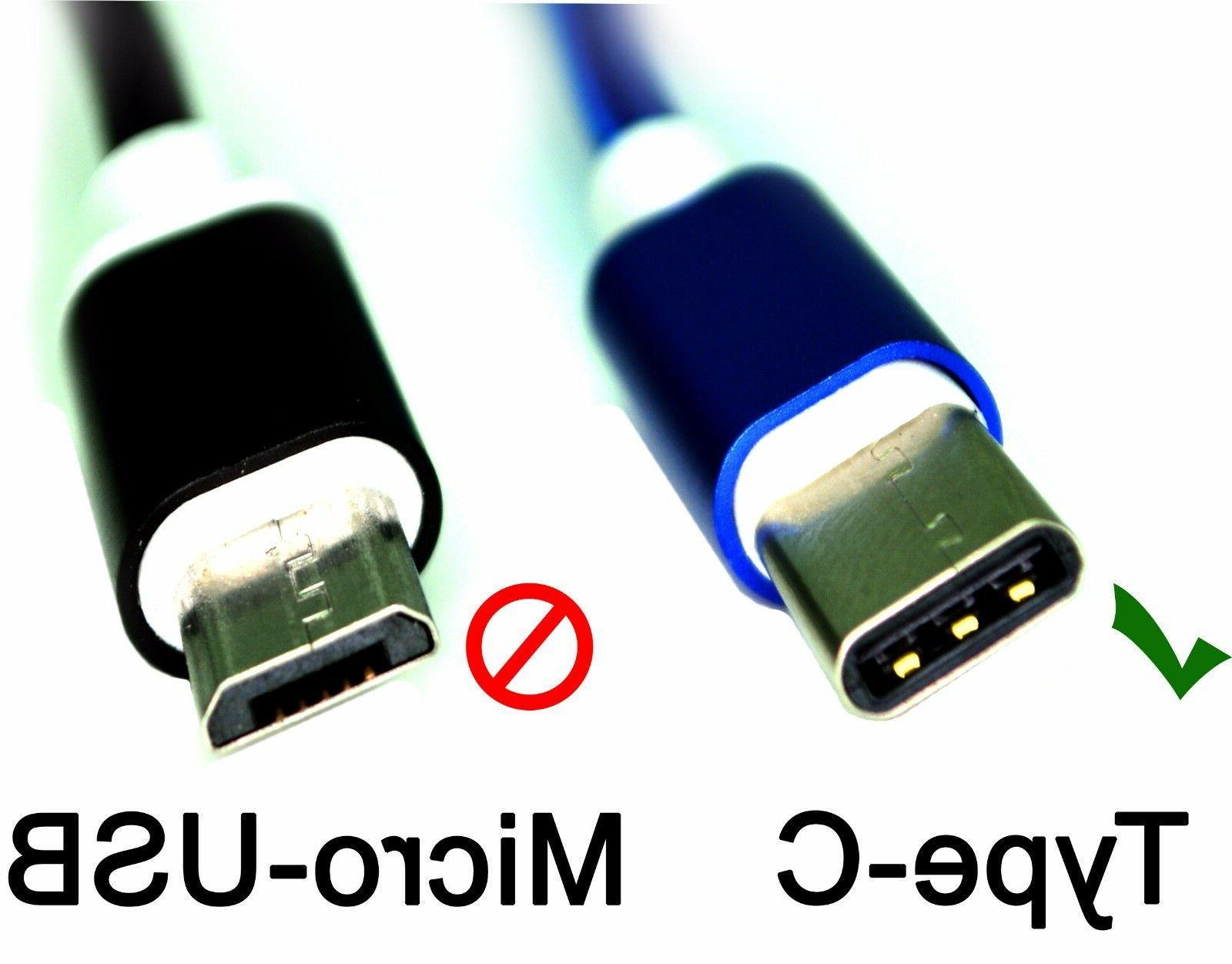 3-PACK Type-C USB Data Sync Charging