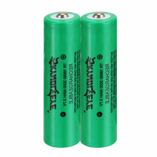 4x Battery 3.7V Rechargeable Battery For Charger