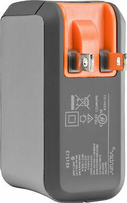 Ventev 595894  Wallport PD1300 Wall Charger Laptop/Tablet/Ph