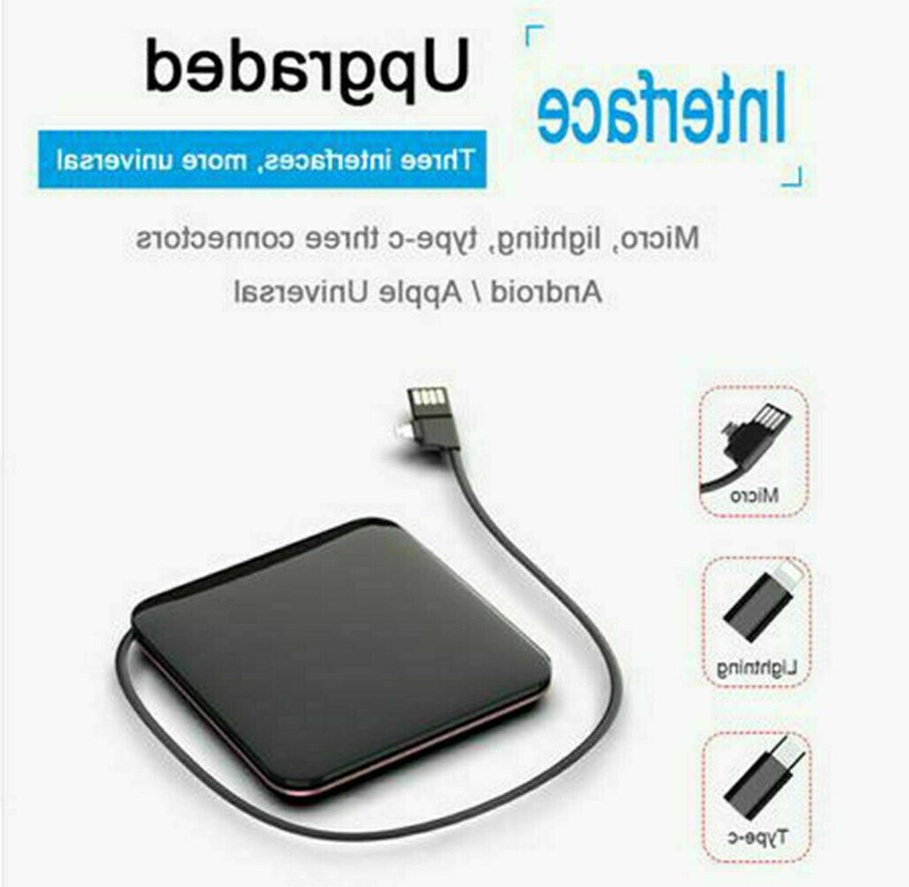 900000mAh Portable Battery Charger