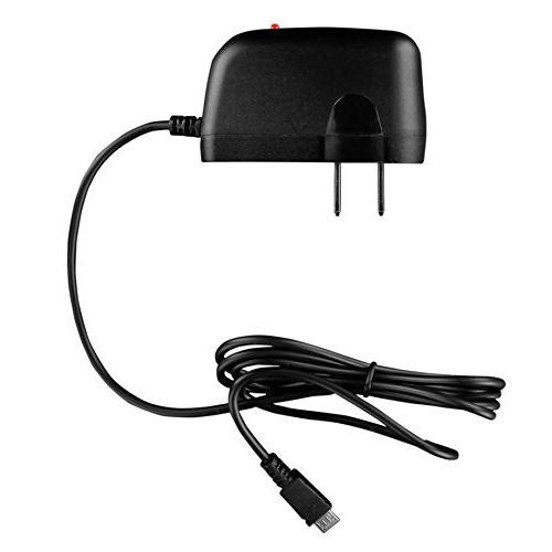 CoverON Alcatel OneTouch Hybrid Phone Hard Bundle Home Wall Charger Car Charger -