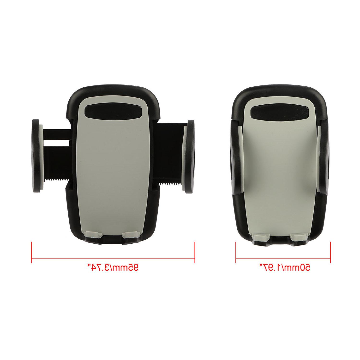 Dual Car Holder Mount Lighter Cell iPhone