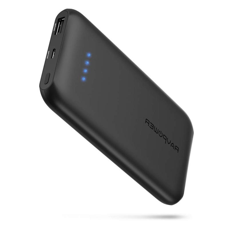 Quick Charge 3.0 RAVPower 10000mAh Portable Charger with QC