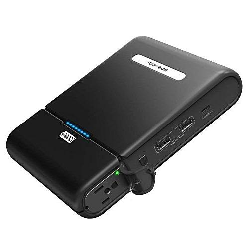 RAVPower AC Outlet Portable Charger RAVPower 27000mAh 100W B