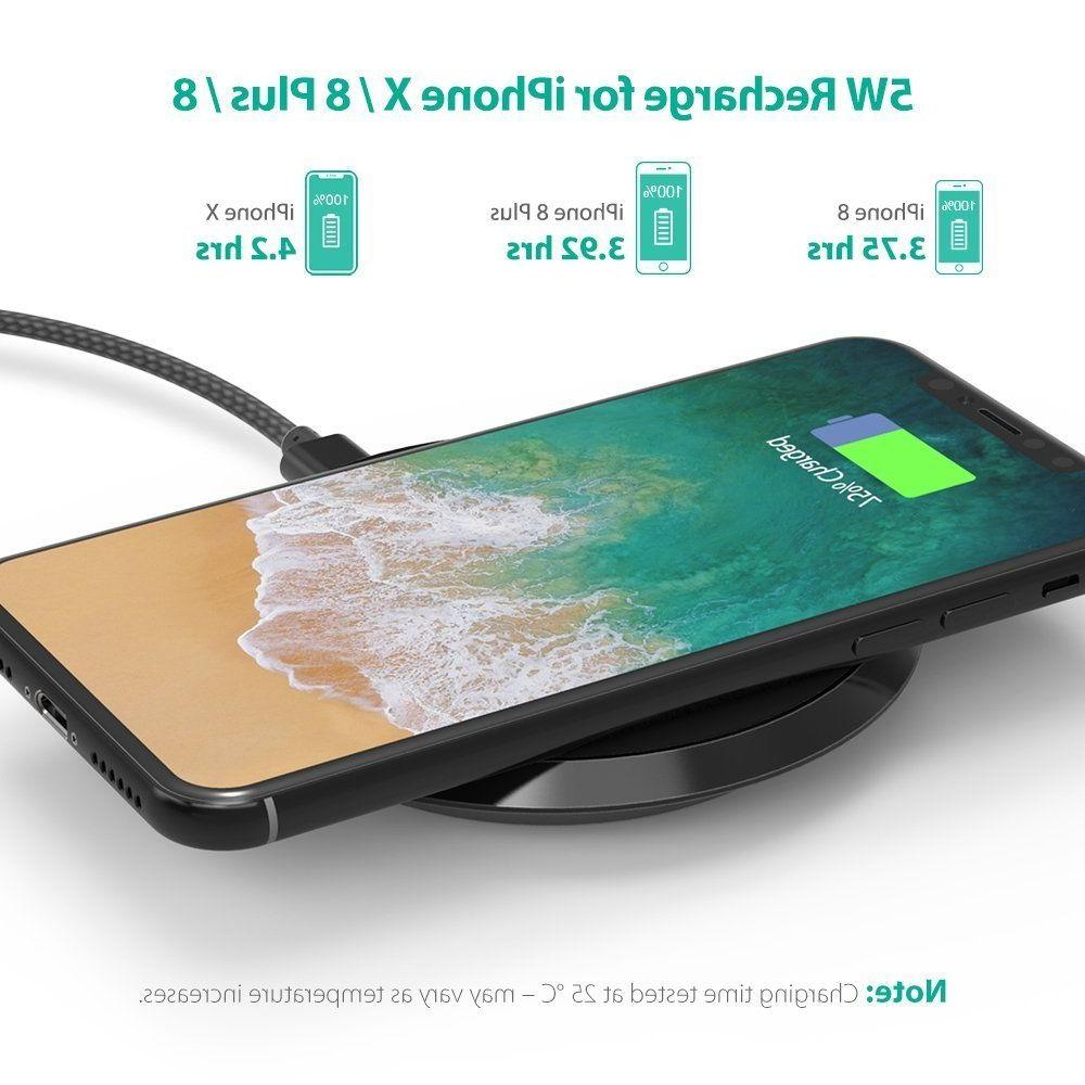 Wireless Charger QI Wireless Pad for iPhone