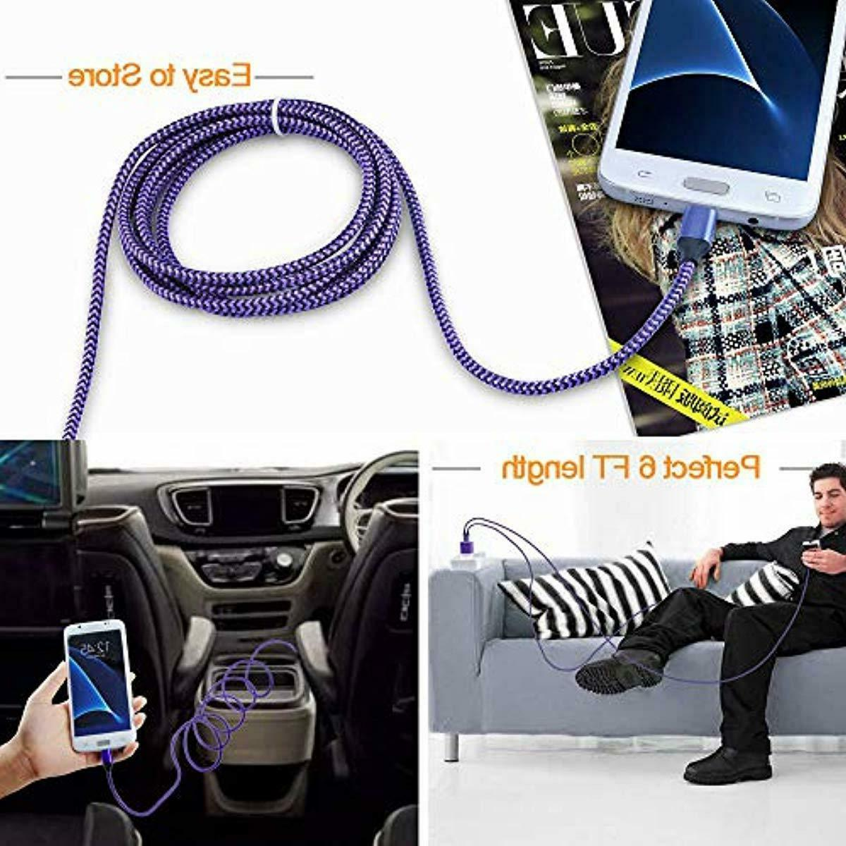 Android Micro USB Charger,Cell Phone Wall Charger Brick Plug