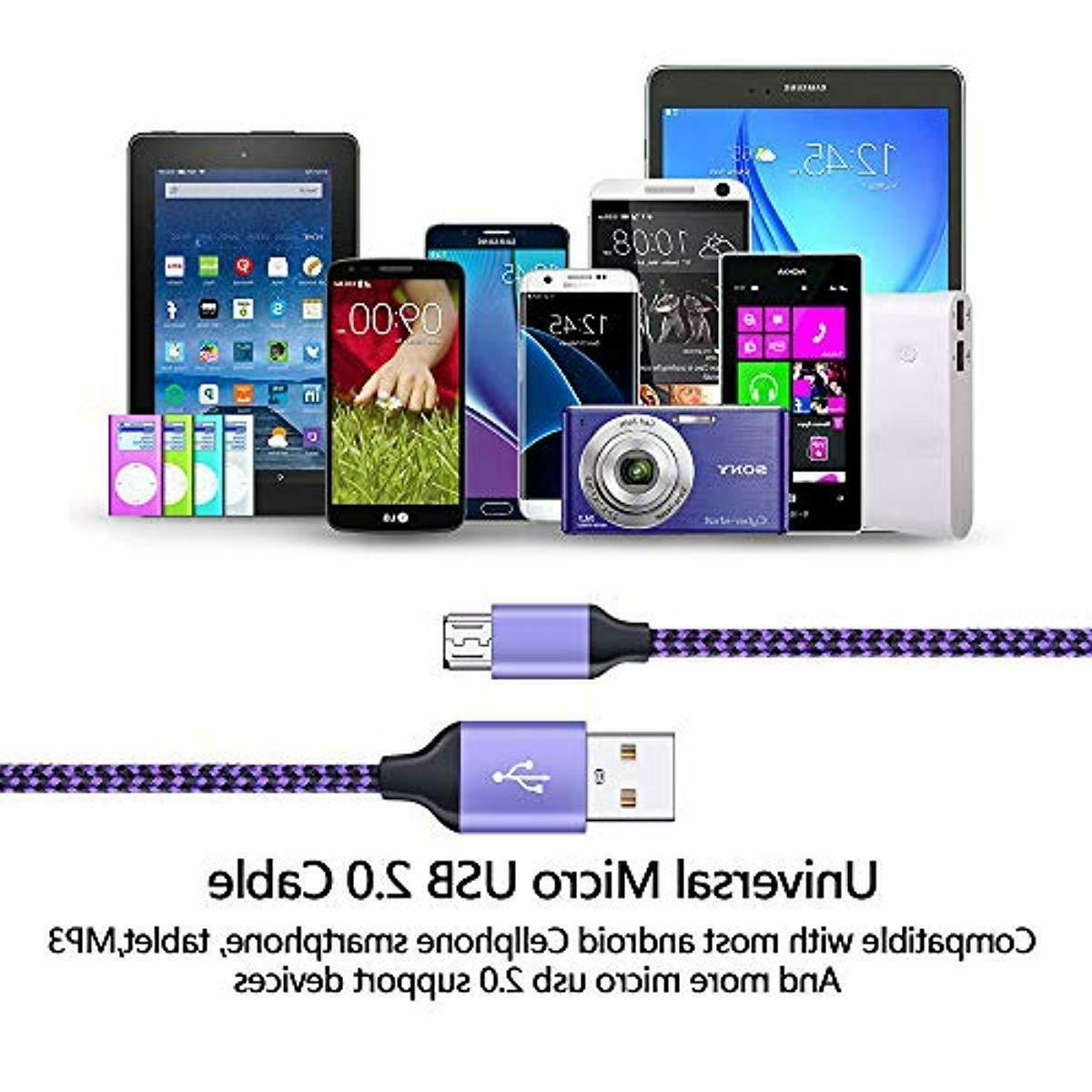 Android Micro USB Charger,Cell Phone Brick Plug