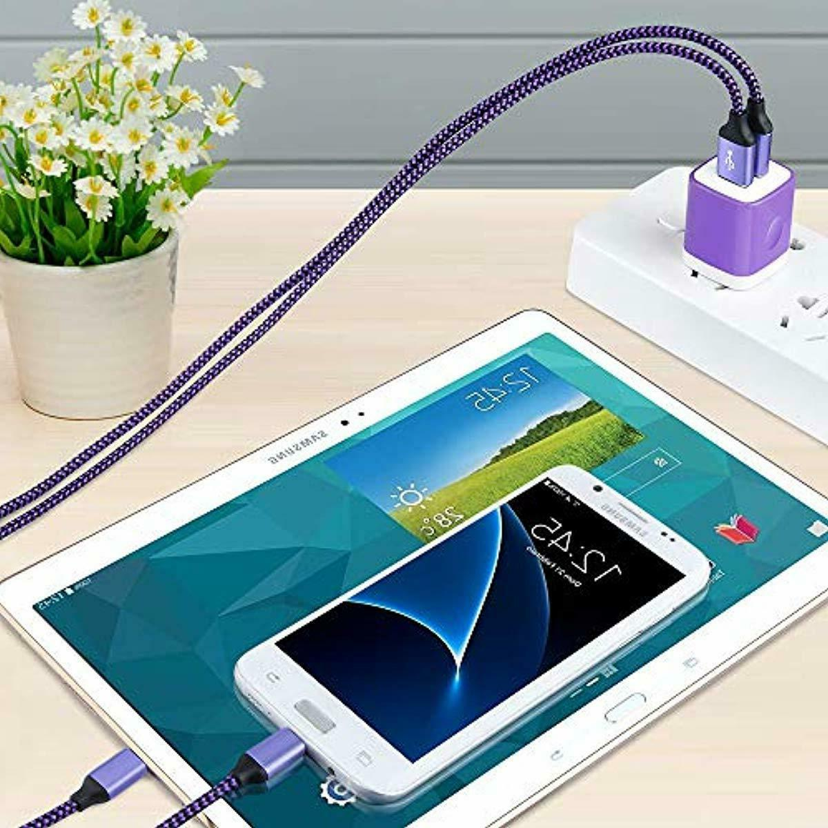 Android Phone Charger Cube Brick