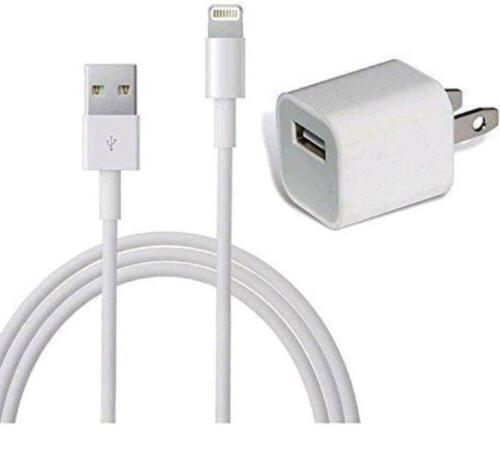 Generic for 3' Lightning & Wall Charger 3.5mm Earbuds