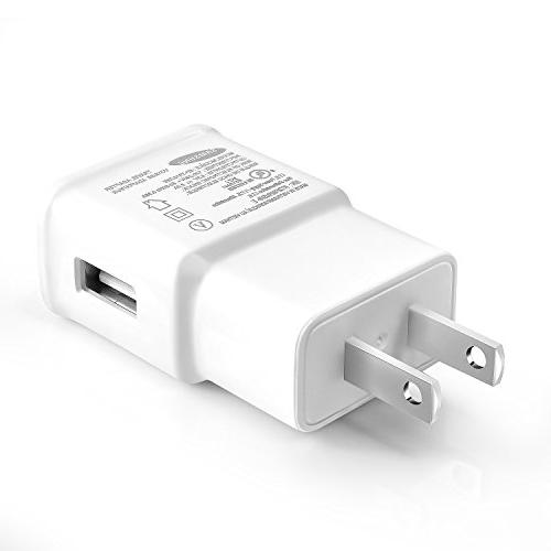 Samsung Charger Samsung Data ET-DQ11Y1WE for S5/Note 3 Non Packaging WHITE