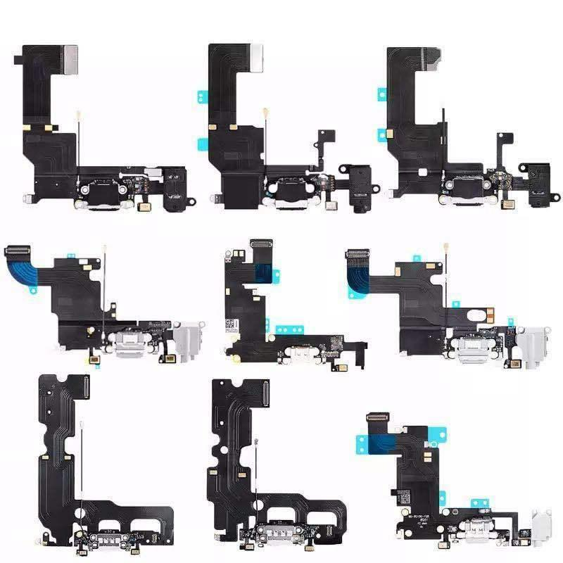 charging port charger connector dock flex cable