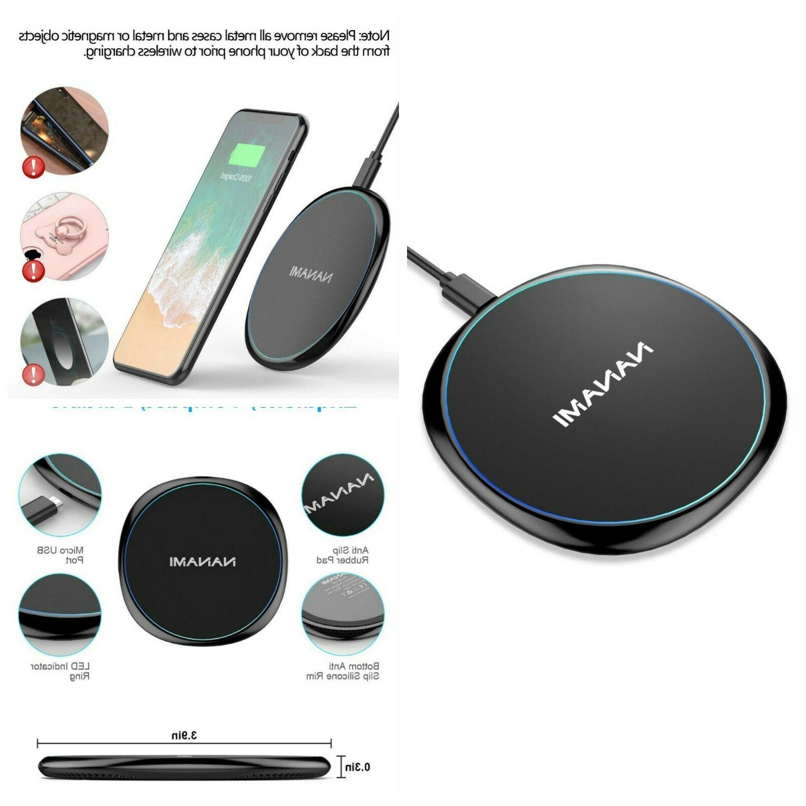 fast charge qi wireless charging