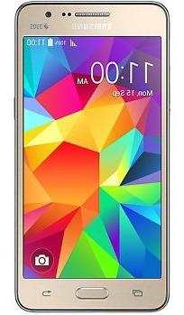 Samsung Galaxy Grand Prime GSM Cellphone - Gold