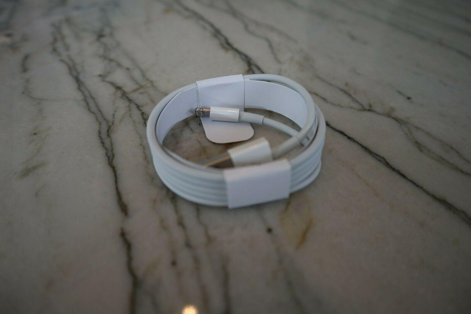 Genuine Original OEM iPhone 8 USB Cable Charger