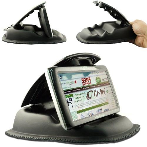 ChargerCity Dashboard Friction for Via 4-6 Inch GPS and Smartphones