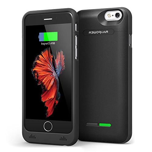 RAVPower iPhone 6 Battery Case Ultra Slim 3000mAh Extended C