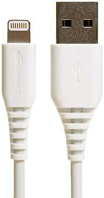 AmazonBasics Lightning to USB A Cable - MFi Certified iPhone