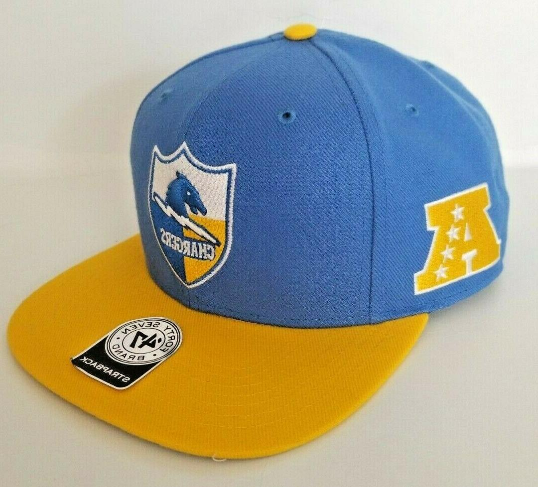 LOS ANGELES CHARGERS HISTORIC OMAHA Hat &