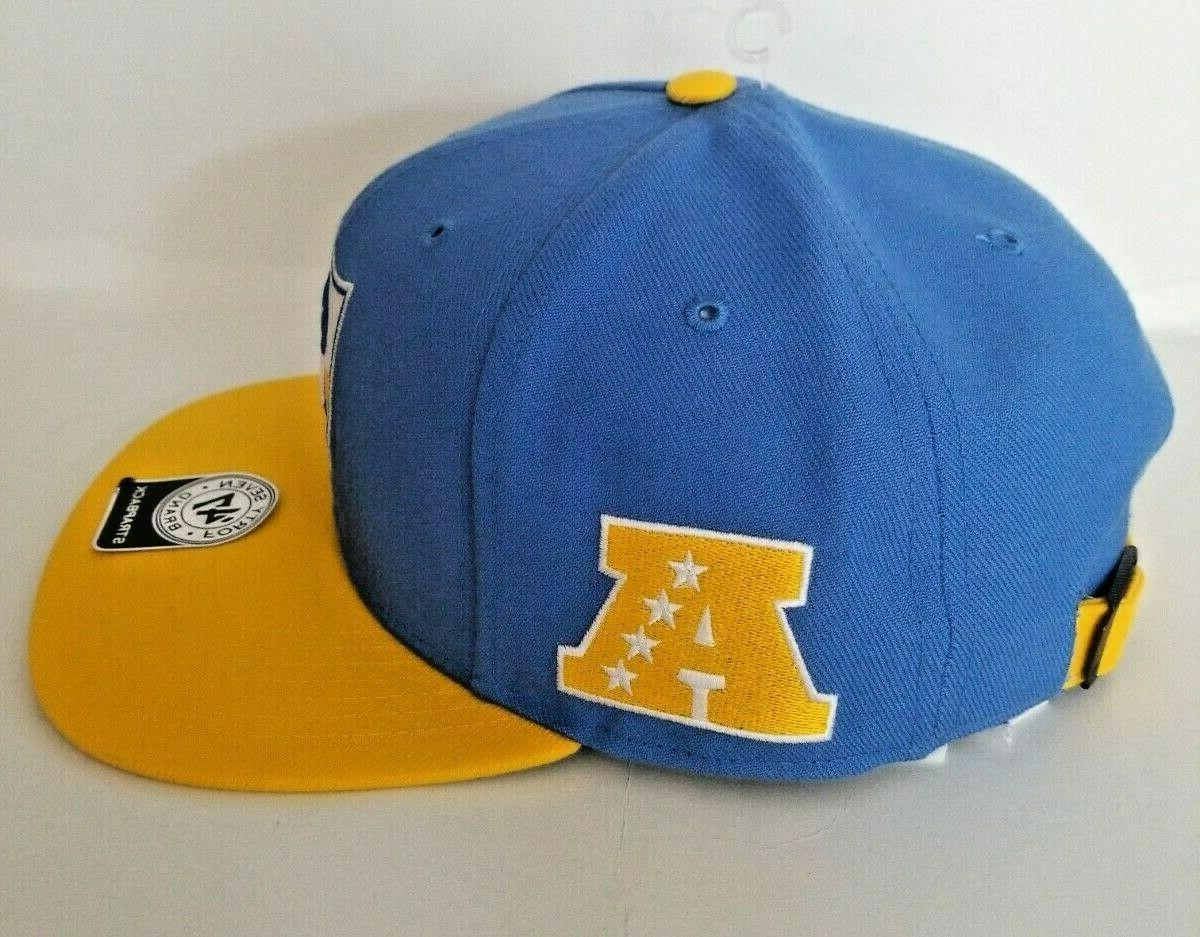 LOS ANGELES CHARGERS OMAHA Brand Hat