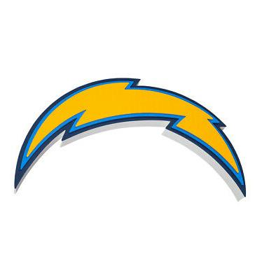 New NFL Los Angeles Chargers 3-D Foam Refrigerator Magnet Ho