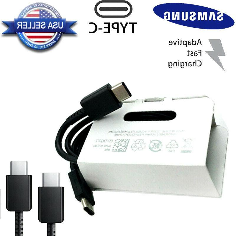 OEM PD Charger Cable For Samsung S20 S10