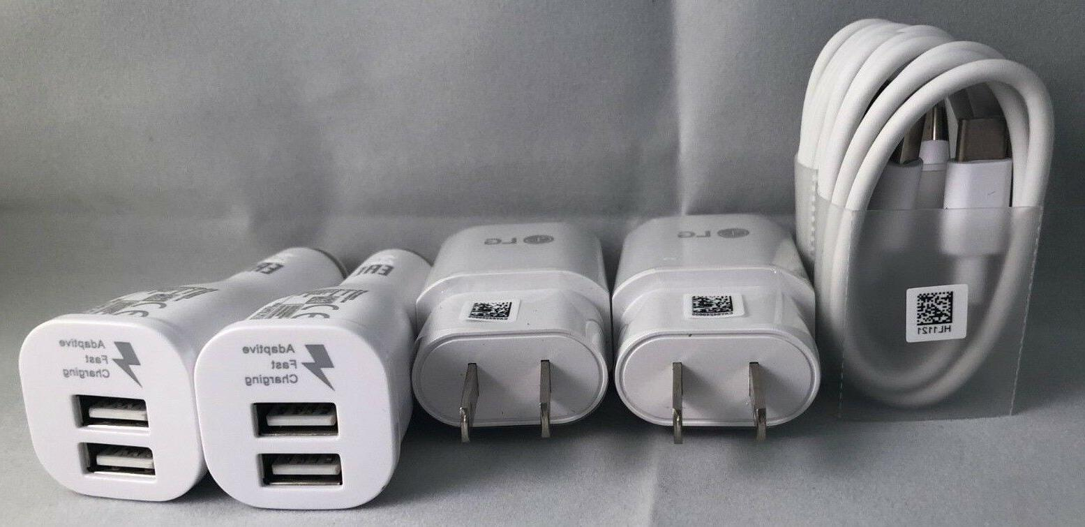 oem fast charging wall charger and type