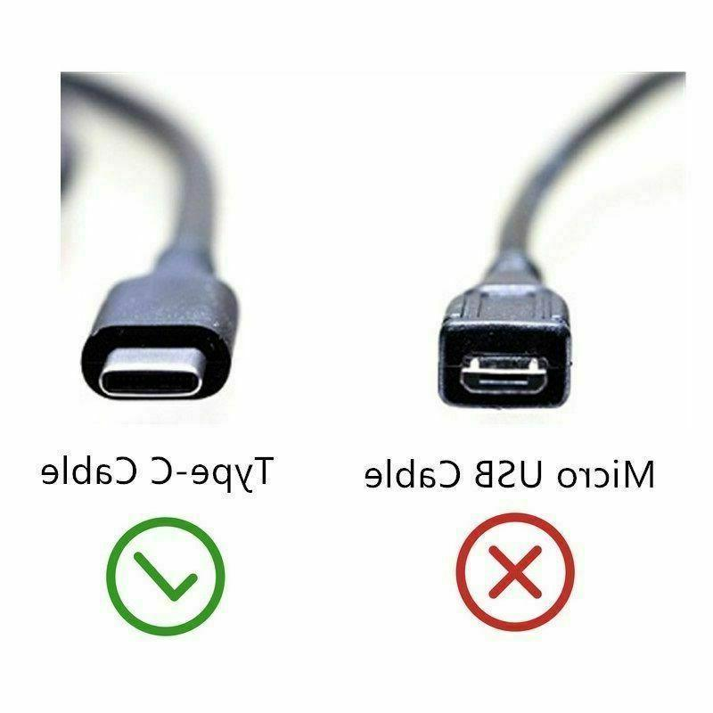 OEM Galaxy S9 S8 Fast Wall Type-C Cable