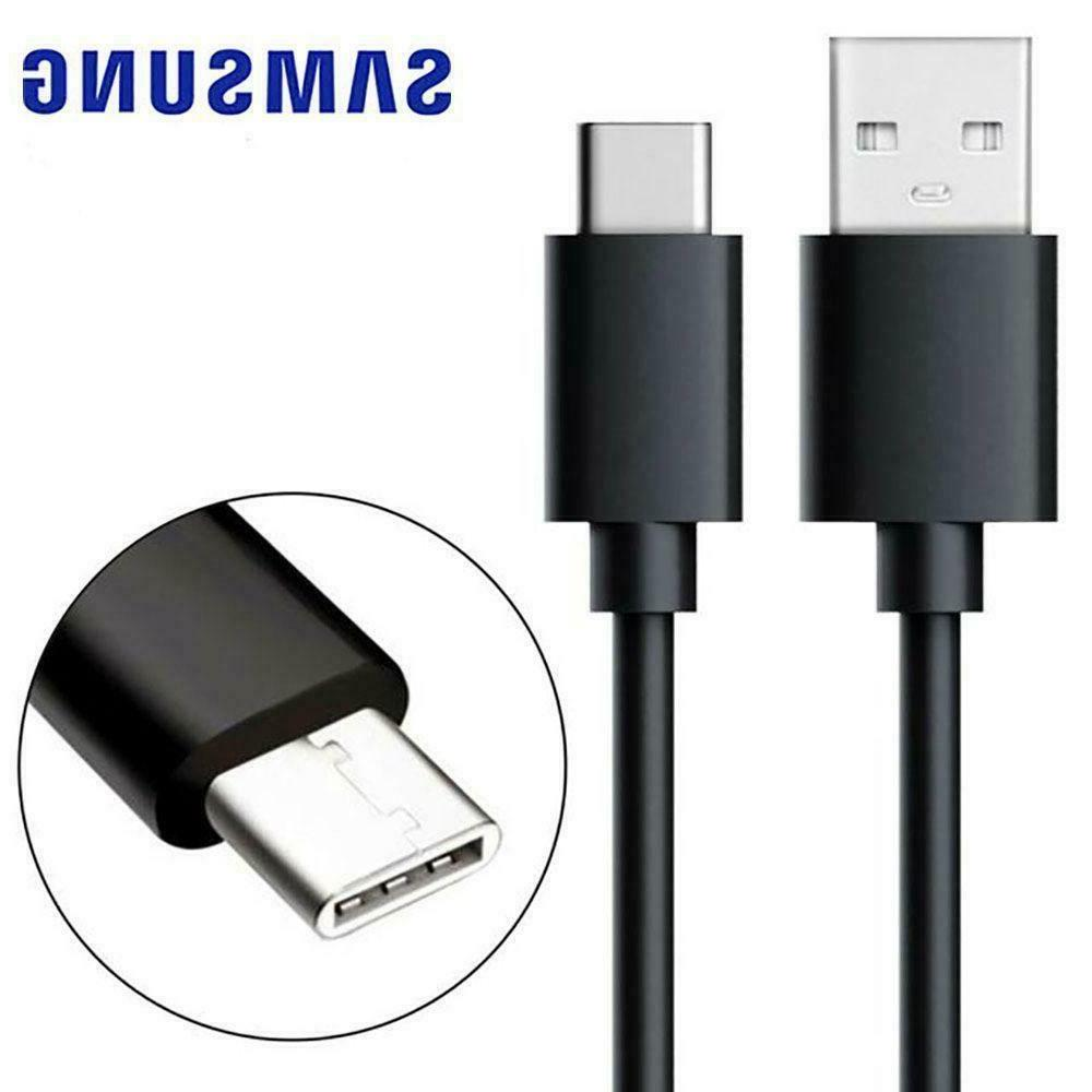 Original Samsung Galaxy S8 S9 S10 Fast Charger Type-C