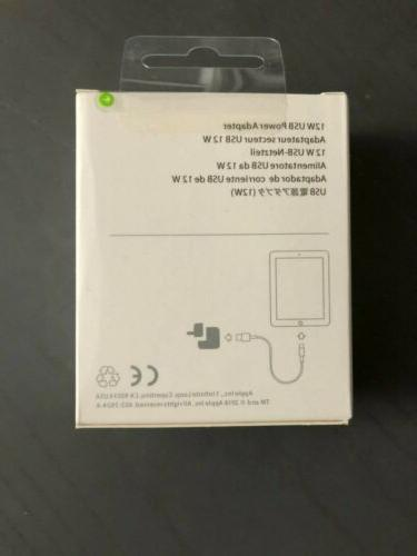 ORIGINAL Power Adapter Charger for Apple 3 4 Air