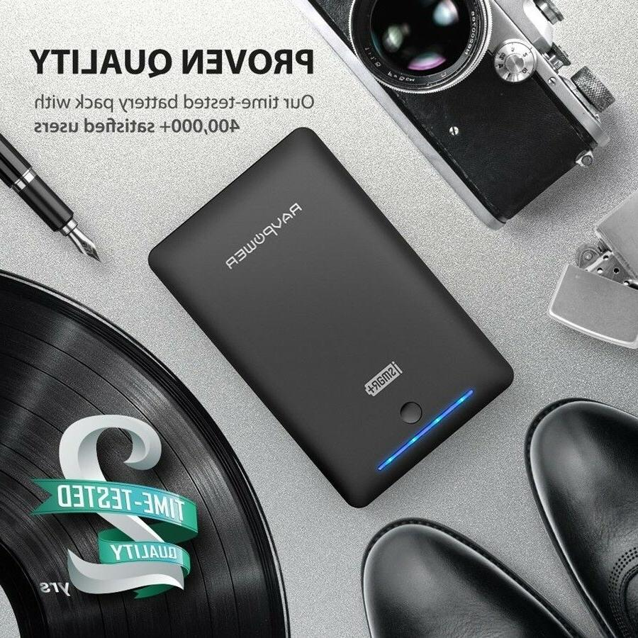 RAVPower Bank Phone 2.0 Port