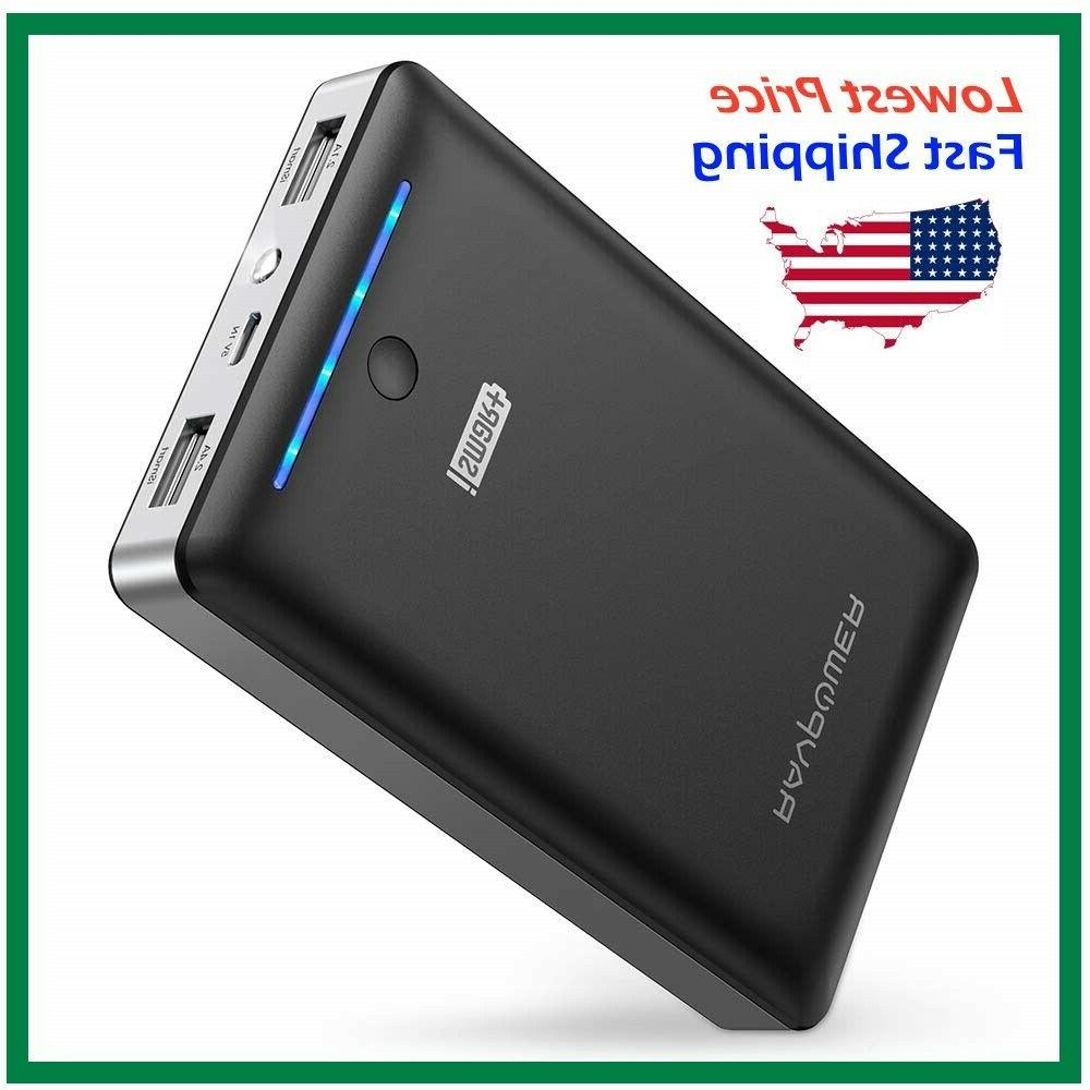 power bank phone chargers iphone android portable