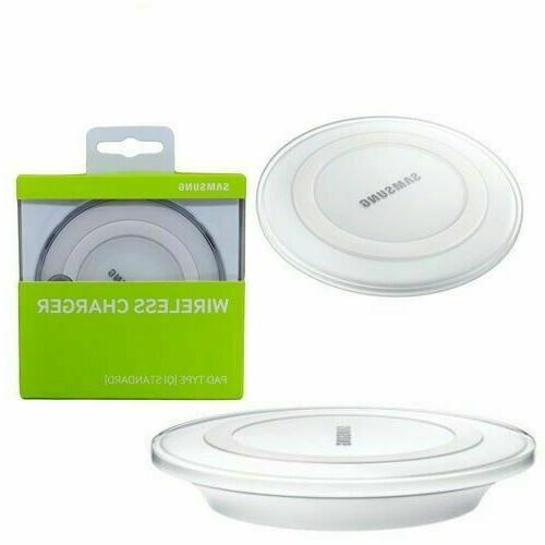 Qi Wireless Charging Charger S8+ S6