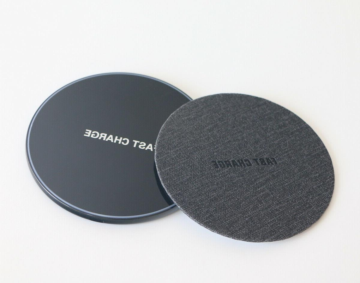 Qi Wireless Charging Pad for Samsung Galaxy S8 S7
