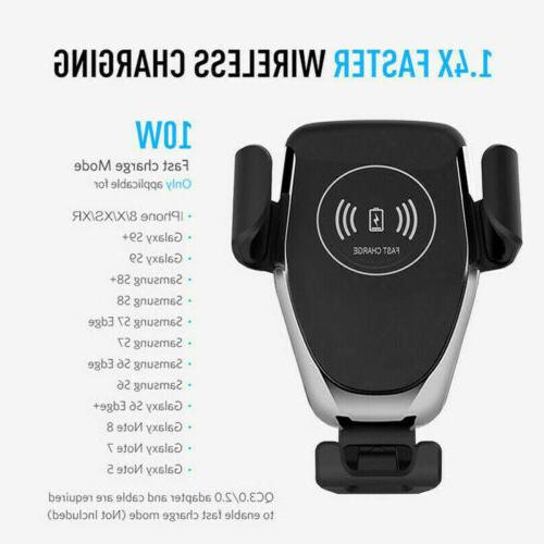Qi Wireless Car Stand 2 1 For Phone