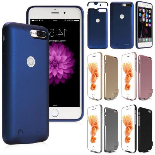 rechargeable backup power case for iphone 6
